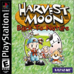 Harvest Moon – Back to Nature Indonesian Version (PSX)
