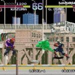 Galaxy Fight (Neo Geo)