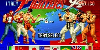 King of Fighters 1994 (Neo Geo)