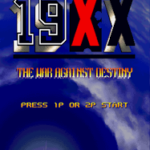 19xx : The War Against Destiny (CPS2)