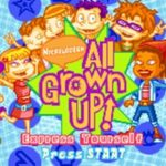 All Grown Up Express Yourself GBA Rom