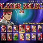 Street Fighter Ex 2 (Arcade)