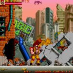 Crude Buster (Mame)