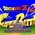 Dragon Ball Z 2 Super  Battle (Mame)