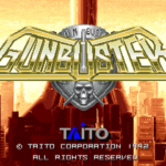 Gunbuster (Mame)