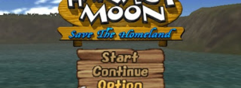 Harvest Moon Save The Homeland PS2 ISO
