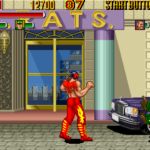 Knuckle Bash (Mame)