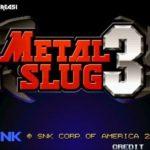 Metal Slug 3 (Neogeo)