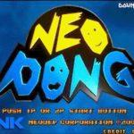 Neo Pong (Neogeo)