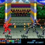 Ninja Combat (Neogeo)
