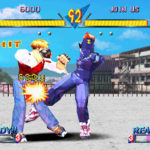 Rival School (Arcade)