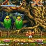 Top Hunter (Neogeo)