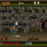 Splatterhouse (Mame)