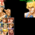 Fighter's History (Mame)
