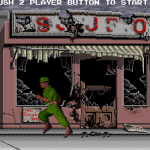 Ninja Warriors (Mame)