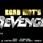 Road Riot Revenge (Mame)