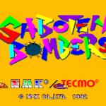 Saboten Bombers (Mame)