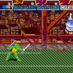 Teenage Mutant Ninja Turtles (Mame)