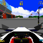 Virtua Racing (Mame)