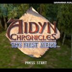 Aidyn Chronicles : The First Mage (N64)