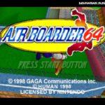 Airboarder (N64)