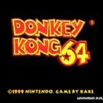 Donkey Kong (N64)