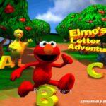 Elmo's Letter Adventure (N64)