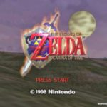 Legend of Zelda (N64)