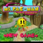 Ms Pacman Maze Madness (N64)
