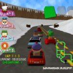 Southpark Rally (N64)