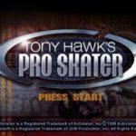 Tony Hawk Pro Skater (N64)