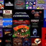 Kumpulan Game SNES Abjad C – D