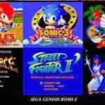 Sega Genesis Roms S