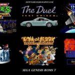 Sega Genesis Roms T