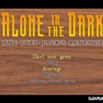 Alone in The Dark One Eyed Jack's Revenge (PSX)
