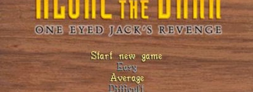 Alone in The Dark One Eyed Jack's Revenge (PSX)