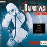 Tom Clancy's Rainbow Six Lone Wolf (PSX)