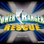 Power Rangers Lightspeed Rescue (PSX)