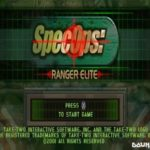 Spec Ops Ranger Elite (PSX)