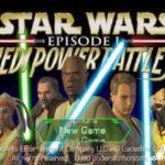 Star Wars Jedi Power Battles (PSX)