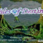 Tales of Destiny (PSX)