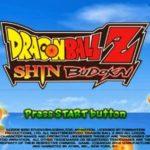 Dragon Ball Z Shin Budokai PSP ISO