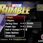 Nascar Rumble (PSX)