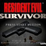 Resident Evil Survivor (PSX)