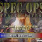 Spec Ops Stealth Patrol (PSX)