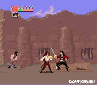 Cutthroat Island (SNES) - Download Game PS1 PSP Roms Isos ...