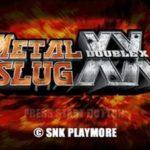 Metal Slug XX (PSP)