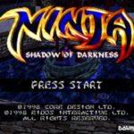 Ninja Shadow of Darkness (PSX)