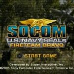 Socom US Navy Seals Fireteam Bravo (PSP)