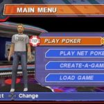 World Poker Tour PSP ISO ISO
